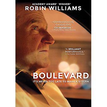 Boulevard [DVD] USA import