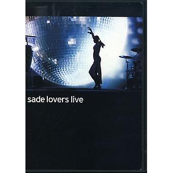 サド - 恋人ライブ 【 DVD 】 アメリカ インポートします。