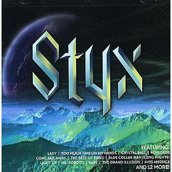 Styx - Icon [CD] USA import