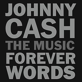 Various Artist - Johnny Cash: The Music - Forever Words [CD] USA import