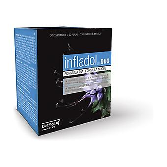 Infladol Duo (Pearls + Tablets) 30 pills + 30 capsules