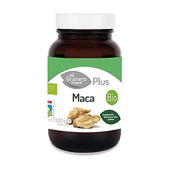 Maca Bio 120 kasviskapselia