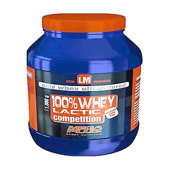 Whey 100% Lactic Compet (Vanilla Flavor) 2 kg