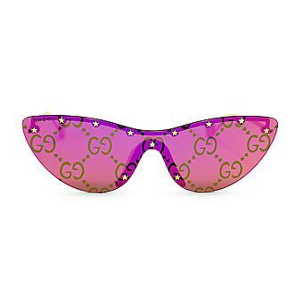Gucci Cat Eye Sunglasses GG0666S 003 99