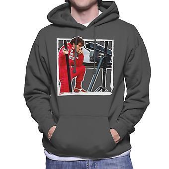 モータースポーツイメージアリンプロストF1世界選手権メン&アポス;sフード付きスウェットシャツ