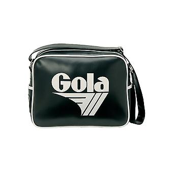 Gola Redford Bwo Unisex Messenger Bag in Black White