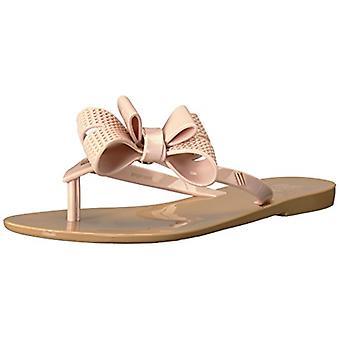 Mini Melissa Kids' Mel Harmonic Bow V Flat Sandal