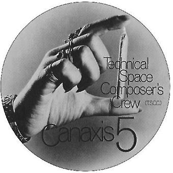Technical Space Composer's Crew - Canaxis 5 [CD] USA import