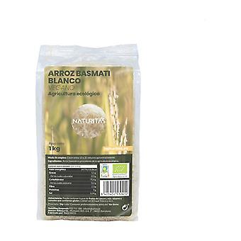 Bio Basmati Hvit Ris 1 kg