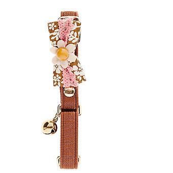 Ferribiella Katzenhalsband Süße Blume