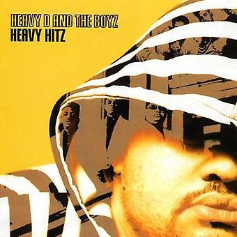 Heavy D. & the Boyz - Heavy Hitz [CD] USA import