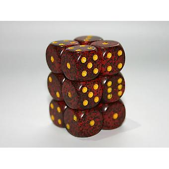 Chessex Speckled Mercury 16mm D6 x 12