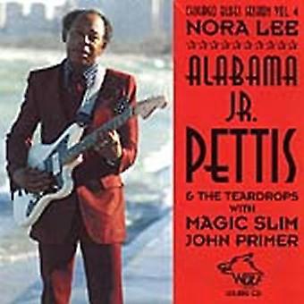 Alabama Pettis Jr. - Nora Lee [CD] USA import