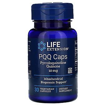 Life Extension, PQQ Caps, 10 mg, 30 Vegetarische Kapseln