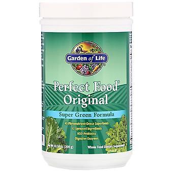Garden of Life, Perfect Food Original, Fórmula Súper Verde, 10.58 oz (300 g)