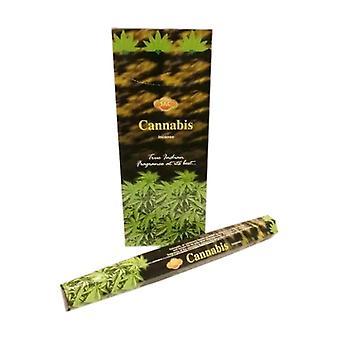 Cannabis Incense 20 units