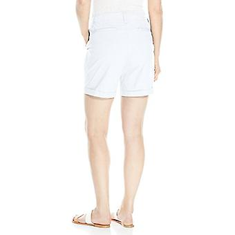 Caribbean Joe Women's Plus-Size Inseam Short with Slant Front and Back Pocket...