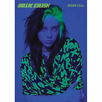 Billie Eilish Calendar 2021