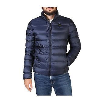 Blue - Clothing - Jackets - 19WBLUC03031-004938_888 - Men - navy - XXL