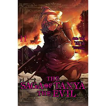The Saga of Tanya the Evil Vol. 11 manga by Zen & Carlo