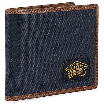 Vaakasuuntainen miesten lompakko