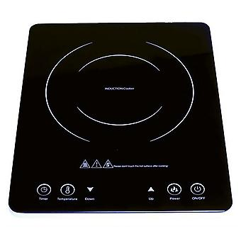 New Streetwize Low Wattage Induction Cooker Black