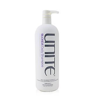 Unite BLONDA Daily Shampoo 1000ml / 33.8oz