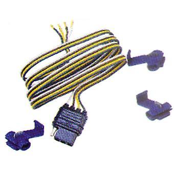 "Hopkins 48025 48"" 4 Wire Flat - Car End"