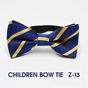Children's Tie Boys Korean Edition English Tide Student Activities Babies Perform Butterfly Formal