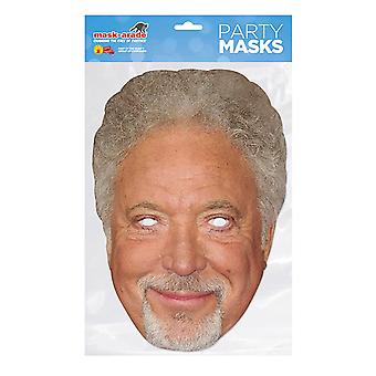 Mask-arade Tom Jones Party Mask
