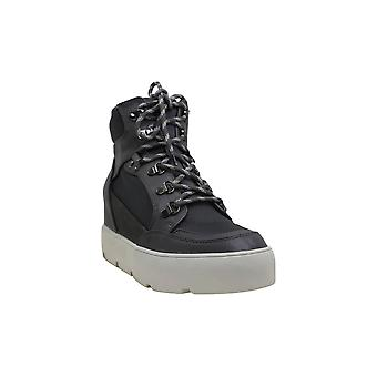 Madden Girl Womens Negan Fabric Hight Top Lace Up Fashion Sneakers