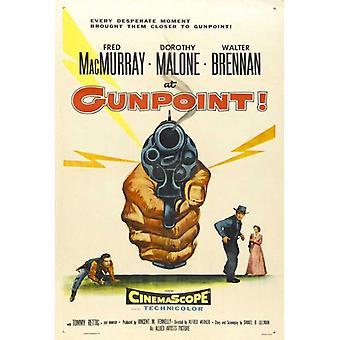 At Gunpoint Movie Poster (11 x 17)