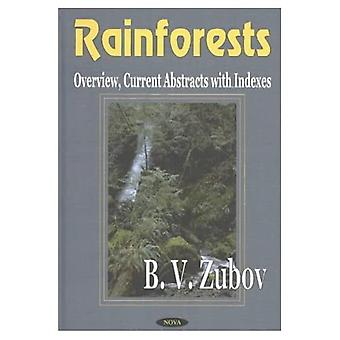 Sademetsät : Yleiskatsaus, Nykyiset abstraktit indekseillä