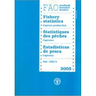 FAO Yearbook: Fishery Statistics - Capture Production 2005