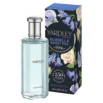 Yardley Bluebell & Sweetpea EDT 50ml