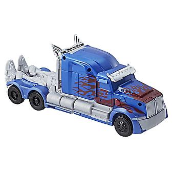Transformers: ultimul cavaler-cavaler armura turbo changer optimus prim