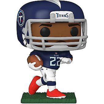 NFL Titans Derrick Henry Pop! Vinilo