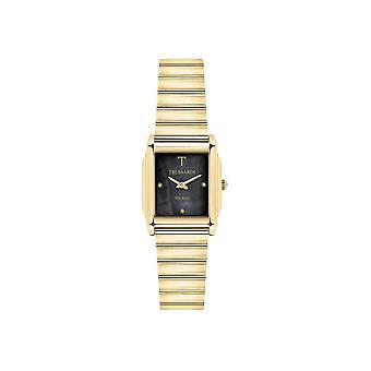 Trussardi -BRANDS - Accessoires - Uhren - T-GEOMETRIC-R2453134503 - Damen - goldenrod,black