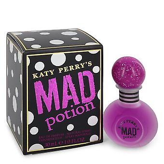 Katy Perry Mad Potion Eau De Parfum Spray por Katy Perry 1 oz Eau De Parfum Spray