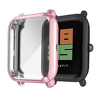 Screen Protector-slim Colorful Frame, Tpu Case Cover, Protect Shell For Watch