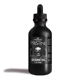 Nieskazitelny pachnący organiczny olejek do brody