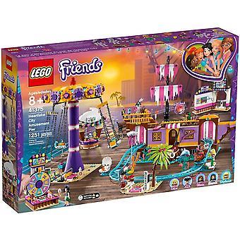 LEGO 41375 رصيف مدينة Heartlake مع ركوب أرض المعارض