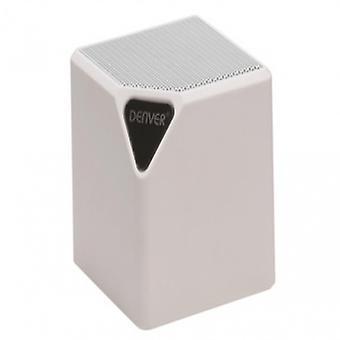 Bärbara Bluetooth-högtalare Denver Electronics BTL-31 Vit