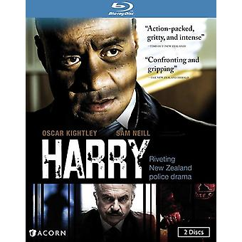 Harry: Sæson 1 [Blu-ray] USA import