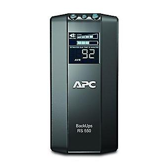 Apc by schneider electric power-saving back-ups pro - br550gi - uninterruptible power supply 550va (