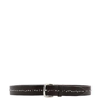 Orciani 7870frgtmoro Men's Brown Leather Belt