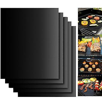 Reusable Heat Resistant Barbecue Mats
