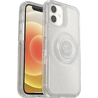 Otterbox Pop Symmetry Clear Back cover Apple iPhone 12 mini Grey