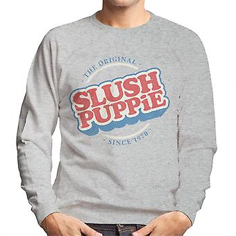 Slush Puppie The Original Siden 1970 Mænd's Sweatshirt