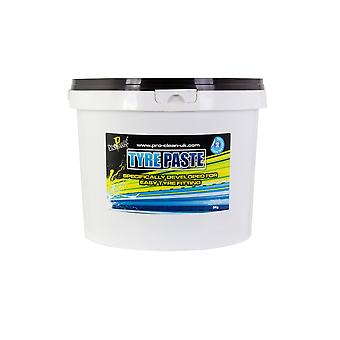 Pro Clean 5kg Black Tyre Paste